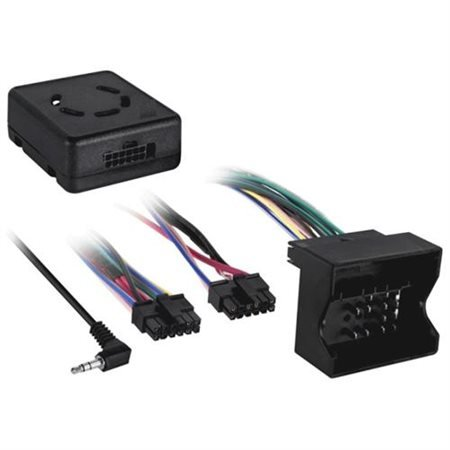 Axxess LC-BMRC-01 BMW 06-Up Chime Retention - 01 Wiring