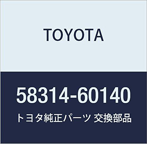TOYOTA 58314-60140 Floor Side Panel