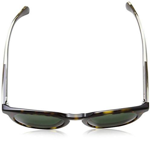 0912 S Hvn à de trou 50 Hugo Havane Crybrwn soleil brun ronde lunettes 1JC la serrure Boss de BOSS 16xqnHFOT