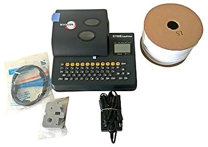 Amazon.com: efk-ii suministro PC tubo de conexión Cable de ...