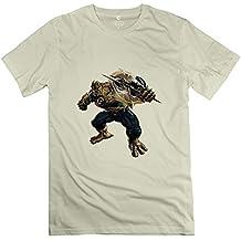 Black Dwarf Marvel's The Avengers Short-Sleeve T Shirt For Men Natural L New T Shirt