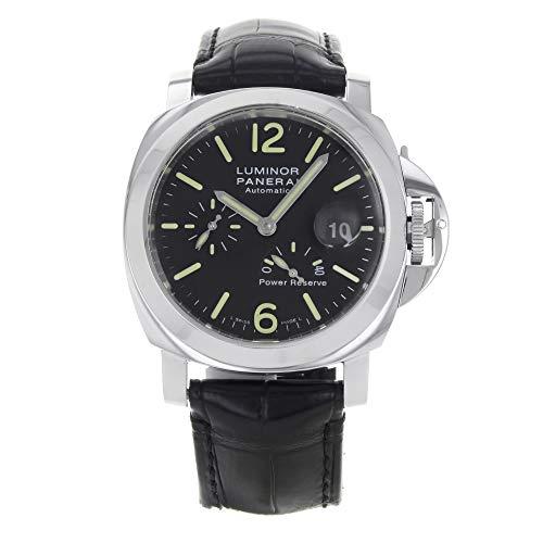 Panerai Luminor Automatic-self-Wind Male Watch PAM00090 (Certified Pre-Owned)
