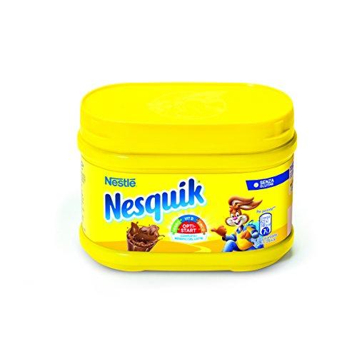 Nesquik opti-start cacao solubile per latte confezione in barattolo da 250 grammi (1000043678): Amazon.es: Hogar