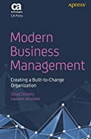 Modern Business Management: Creating a Built-to-Change Organization Front Cover
