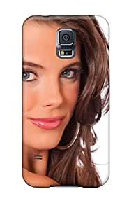 Fashion Tpu Case For Galaxy S5- Katherine Webb Miss America 2013 Defender Case Cover