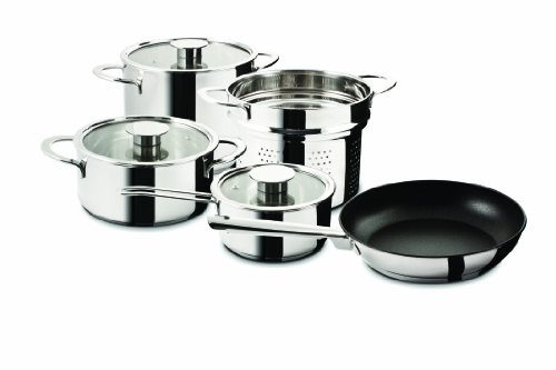 Mepra Gourmet Everyday Cookware Set by MEPRA