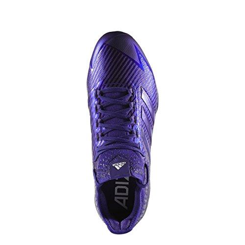 Adidas Prestaties Mens Adizero Naverbrander 4 Collegiale Paars, Collegiale Paars, Ftwr Wit