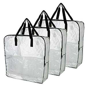 Amazon.com: IKEA DIMPA - Bolsa de almacenamiento extragrande ...