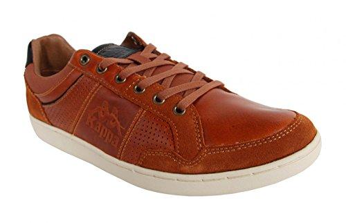 Zapatos de Hombre KAPPA 303J6J0 DIRKA 900 BROWN-BLACK
