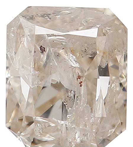 0.38 Ct Emerald Cut Diamond - 5