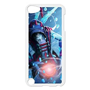 iPod Touch 5 Case White Defense Of The Ancients Dota 2 LICH 005 LWY3558664KSL