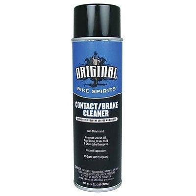 Original Bike Spirits Contact Brake Cleaner 14 oz. (ea) for Motorcycles (53-0399)