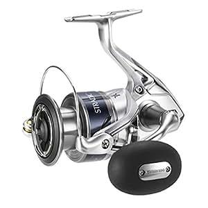 Shimano Stradic 1000 HG FK Frontdrag Spinning Fishing Reel With Hagane Concept, ST1000HGFK