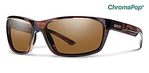 Smith Redmond Sunglasses Tortoise/Chromapop+ Polarized Brown & HDO Cleaning Carekit ()