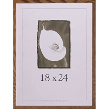 Amazon.com - Frame USA 18-inch x 24-inch Unfinished Wood DIY Picture ...