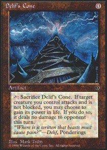 Magic: the Gathering - Delif39;s Cone - Fallen Empires