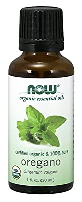 Now Foods Lemon Oil Organic 100% Pure, 1 ounce from Now Foods