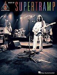 Hal Leonard Best Of Supertramp Guitar Tab Songbook