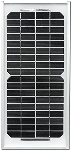 5Watt Solarpanel 12 Volt MONOKRISTALLIN