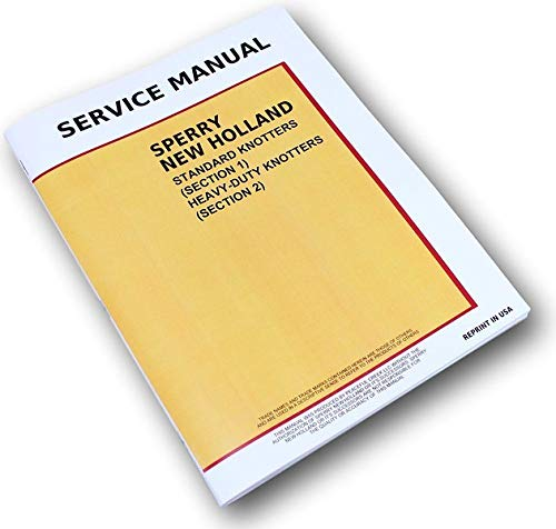 (New Holland 273 276 277 275 Square Baler Knotter Service Repair Shop Manual)