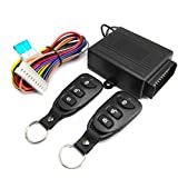 Redcolourful Car Auto Remote Central Kit Door Lock Locking Vehicle Keyless Entry System