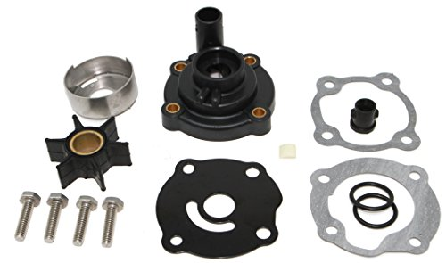 SEI MARINE PRODUCTS-Compatible with Evinrude Johnson Water Pump Kit 0395270 18 25 28 HP 2 Stroke 1979-1998 (Check description for specific units) ()