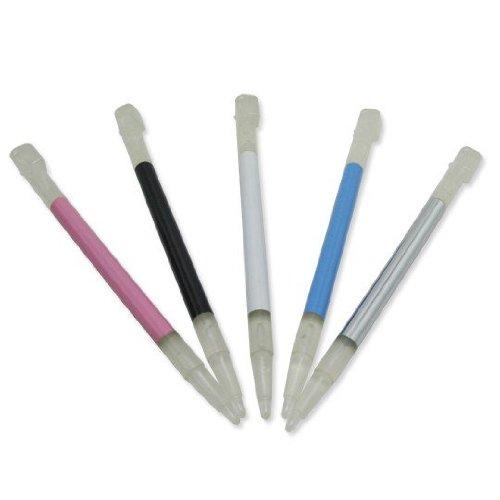 Nintendo DSi Compatible Stylus Pen Replacement-Colors Black by CET Domain