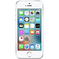 Apple iPhone SE With FaceTime 64GB, 4G LTE, Silver