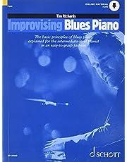 Improvising Blues Piano