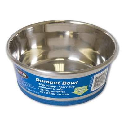 Durapet Stainless Steel Bowl by Durapet