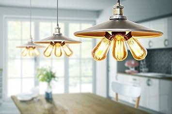 Lampada Vintage Industriale : My furniture christophe lampada lampadario da soffitto vintage