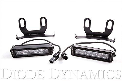 Dodge Ram Standard White LED Driving Light Kit for 2013