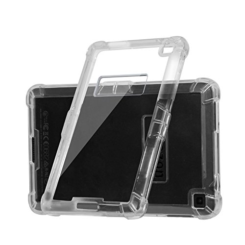 Photo - Asstar SmartShell Case for Fire HD 6 Transparent Clear Enhanced GripPremiumHybrid Protective Clear Bumper Case for Amazon Kindle Fire HD 6, 6-Inch HD Display Tablet 2014 Release (Clear)