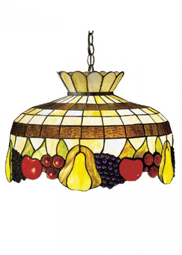 Meyda Tiffany 26624 Fruit Pendant, 20
