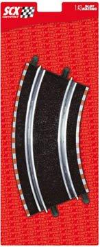 Scx Slot Car Track - SCX C10023X200 1/43 Compact Outer Curve (4)