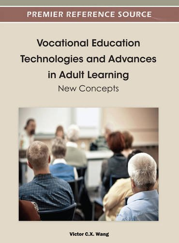 Vocational Education Technologies and Advances in Adult Learning: New Concepts