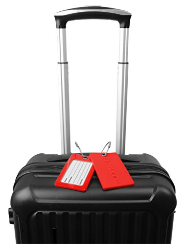 Luggage Tags TUFFTAAG, Business Card Holder, Suitcase Labels, Travel Accessories by ProudGuy (Image #9)