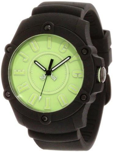 - Juicy Couture Women's 1900906 Surfside Silicon Strap Watch