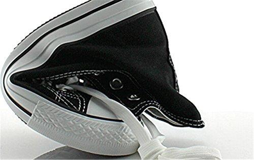 Bromeo Tokyo Ghoul Unisex Segeltuch Hallo-Spitze Sneaker Trainer Schuhe