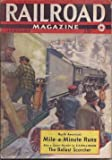 img - for RAILROAD Magazine: January, Jan. 1940 book / textbook / text book