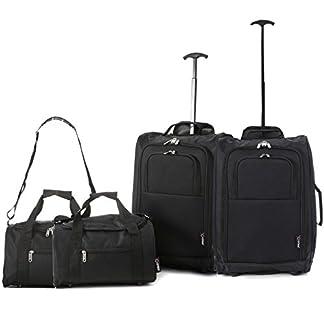 5 Cities – Juego de maletas
