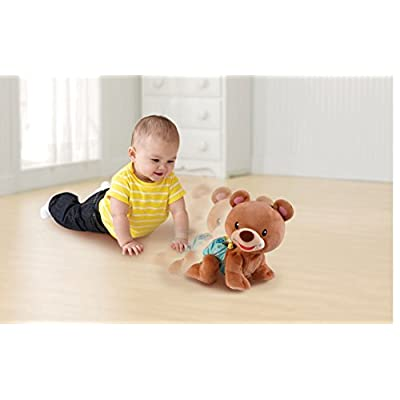 VTech Explore and Crawl Learning Cub: Toys & Games