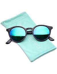 Classic Small Round Retro Sunglasses