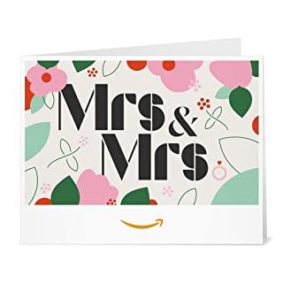 Amazon Gift Card - Print - Mrs&Mrs (B01EZEIC6K) | Amazon price tracker / tracking, Amazon price history charts, Amazon price watches, Amazon price drop alerts