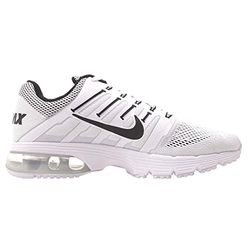 Nike Womens Air Max Excellerate 4 Scarpa Da Corsa Bianco / Nero - Bianco