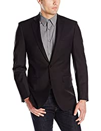 Calvin Klein Mens X-fit Slim Fit High Performance Stretch Suit Separate Jacket