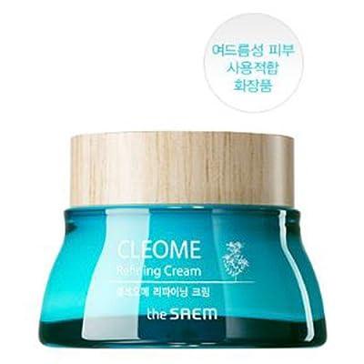 -the-SAEM--Cleome-Refining-Cream-60ml