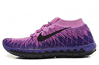 38be71ac7fb9 Image Unavailable. Image not available for. Colour  NIKE WOMENS FREE 3.0 FLYKNIT  Trainers 636231 501 UK 4 EUR 37.5 US 6.5