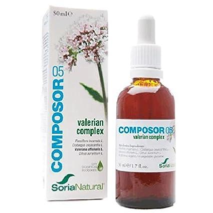SORIA NATURAL - COMPOSOR 5.VALERIAN COM.SORIA