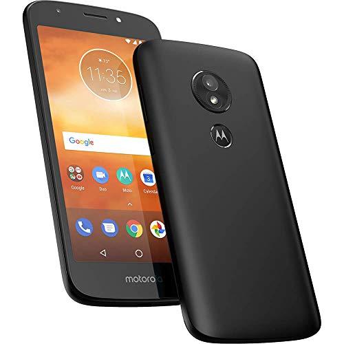"Motorola Moto E5 Play (16GB) XT1920-19, 5.3"" 18:9 Full View Display, Dual SIM 4G LTE Factory Unlocked Smartphone International Version (Black) from Motorola"